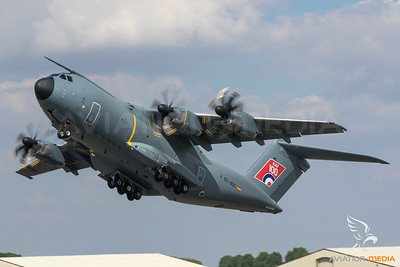 Royal Air Force Airbus A400M @ RIAT2018