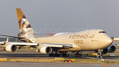 Etihad Cargo B747-400F