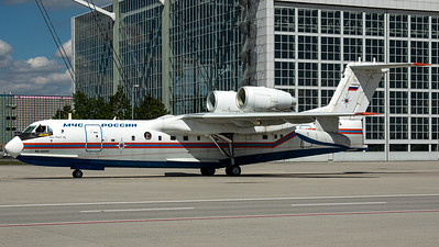 Russia - Ministry of Emergency Situations (EMERCOM) / Beriev Be-200 CH/S / RF-32765