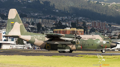 Hercules at Quito