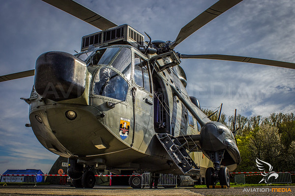 German Navy Sea King...