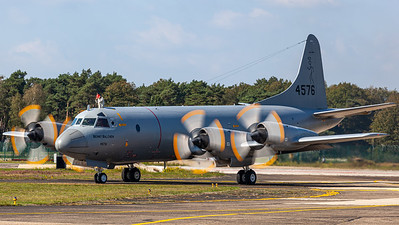 Norway Navy / Lockheed P-3N Orion / 4576