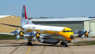 Air Spray / Lockheed L-188A Electra / C-FVFH