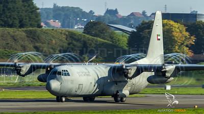 UAE AirForce C-130 Hercules