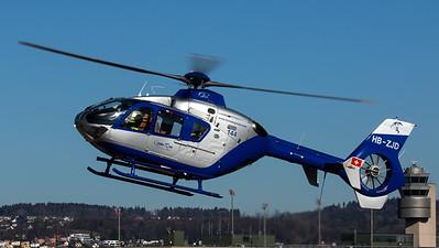 Lions Air / Eurocopter EC135P1 / HB-ZJD