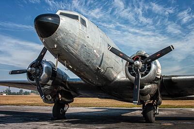 """TMF Aircraft / Douglas C-117D """"Skytrooper"""" / N587MB"""