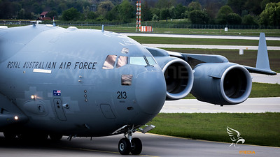 Royal Australian Air Force Globemaster III