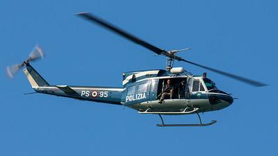 Polizia di Stato / Agusta-Bell AB212 / MM81654