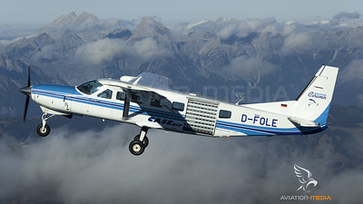 Axel D-FOLE Case Air Cessna Caravan