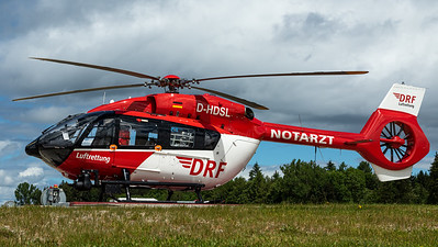 "DRF Luftrettung ""Christoph 11"" / Airbus H145 / D-HDSL"