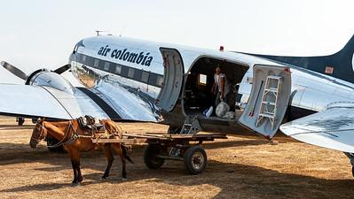 "Air Colombia / Douglas C-47B ""Skytrain"" / HK-1175"