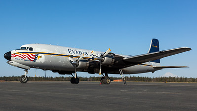 Everts Air Fuel / Douglas DC-6C / N444CE