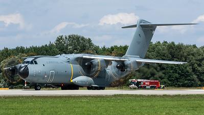 Ejercito del Aire / Airbus A400M Atlas / T.23-04