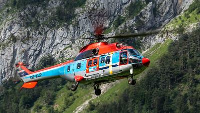 Heli Austria / Aerospatiale AS332L1 Super Puma / OE-XLP