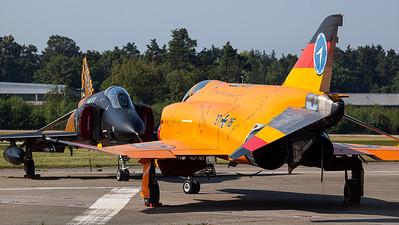 Luftwaffe - WTD61 / F-4F Phantom II / 37+16 & 38+13 / WTD61 Special Colors