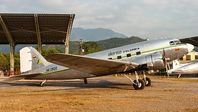 Aliansa Colombia / Douglas C-47A Skytrain / HK-2820
