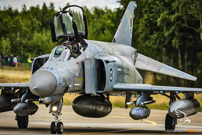 Hellenic Air Force mighty Phantom