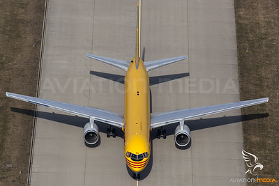 DHL over the top.....