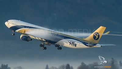 EI-ETI iFly Airbus A330
