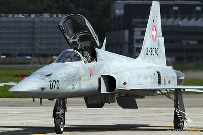 Swiss Air Force Tiger
