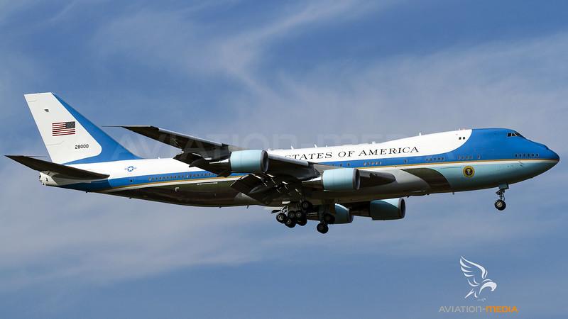 92-9000 USAF Air Force One