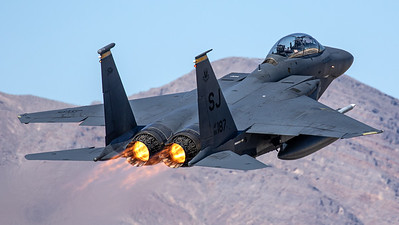 US Air Force / McDonnell Douglas F-15E Strike Eagle / 86-0187
