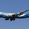 Silk Way italia Boeing 747-400F