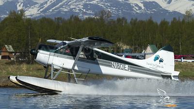 Emerald Air Service DHC-2 Beaver