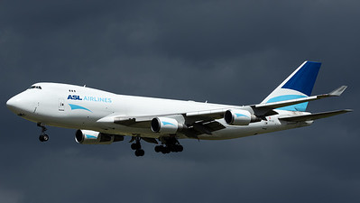 ASL Airlines / B747-400F / OE-ILC