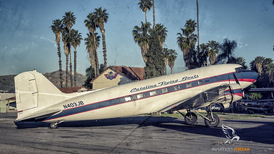 Vintage Dakota at Flabob California