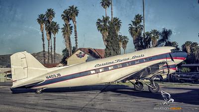 Vintage Dakota at Flabob California