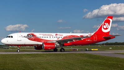 "Air Berlin / A320-200 / D-ABFO / ""Topbonus"""
