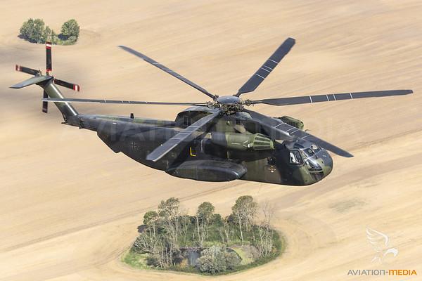 CH-53GS German Air Force
