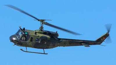 Heeresflieger - IHAz / Bell UH-1D / 73+54