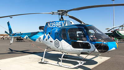 Evergreen Helicopters / Eurocopter AS 350B3 Ecureuil / N359EV