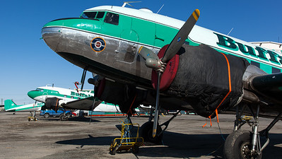 Buffalo Airways / Douglas DC-3C Skytrain / C-GWZS