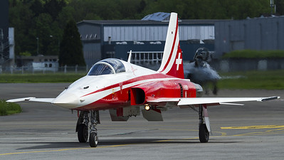 Swiss Air Force / Northrop F-5E Tiger / J-3089