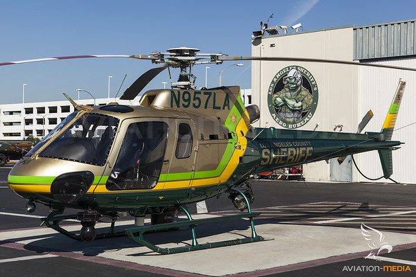 LA County Sheriff / Airbus H125 / N957LA