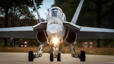 Spanish Air Force / EF-18M Hornet / C.15-69