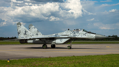 Slovak Air Force / MiG-29AS Fulcrum / 0619