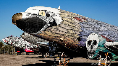 C-117 art work
