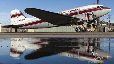 Flabob Express Douglas DC-3