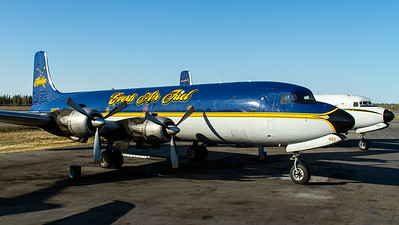 Everts Air Fuel / Douglas DC-6C / N451CE