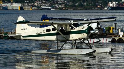 Tofino Air / DHC-2 Beaver / C-GFLT