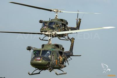 Italy Air Force Tiger Huey.....