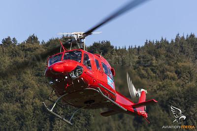 Heli Austria Bell 212 @ Gmunden