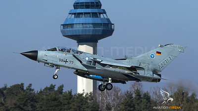 German Air Force Tornado 98+77