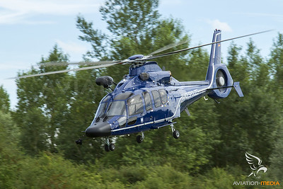 German Federal Police EC155