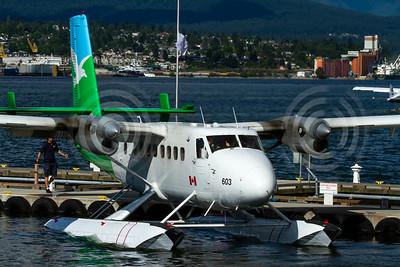 West Coast Air / DHC-6-100 Twin Otter / C-FWTE