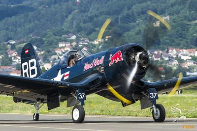 Flying Bulls F-4U